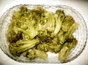 Brokoli Salatası Lezzet Tramvayi